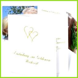 Einladung Hochzeit Vorlage Download Einladungskarten Goldene Hochzeit Edel Und Individuell
