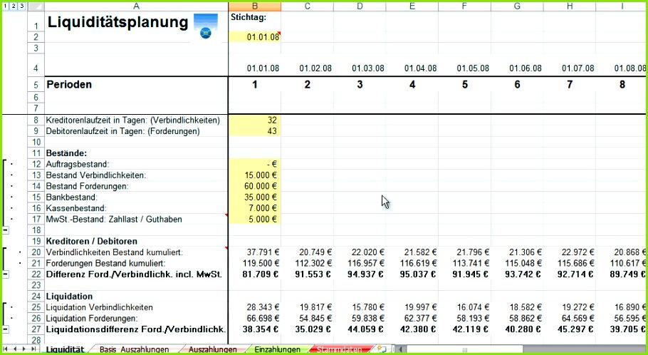 64 Fabelhaft Einnahmen Ausgaben Excel Vorlage Privat Modelle