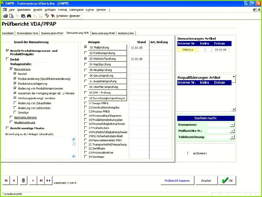 Die Daten im Druckformular für den Empfänger des EMPB sichtbar sein sollen brauchen nur angeklickt bzw ausgefüllt werden