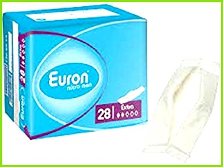 EURON MICRO men extra cotton feel Vorlagen 28 St