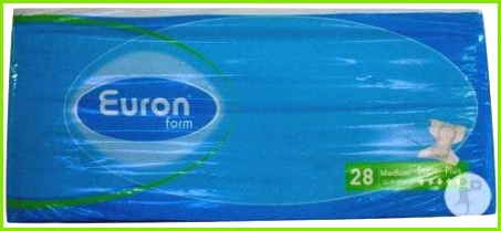 Euron Form Super Plus Cotton Feel Gr M 70 120 cm mittlere bis schwere Inkontinenz 84 Stk