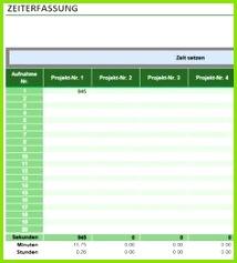 Einfache Zeiterfassung mit Excel Ist das möglich Ja Es gibt viele Berufszweige wie z B im Projektmanagement als Selbständiger oder auch Sachbearbeiter
