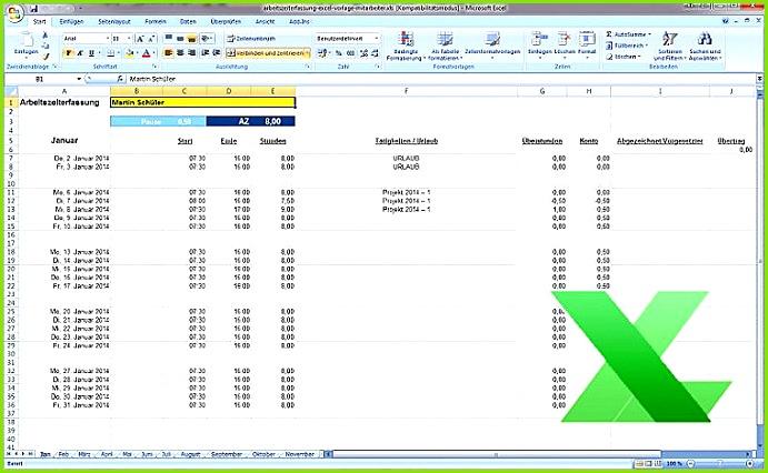 Excel Vorlage Industrieminuten Excel Arbeitszeitnachweis Vorlagen 2018 Ritmgfo
