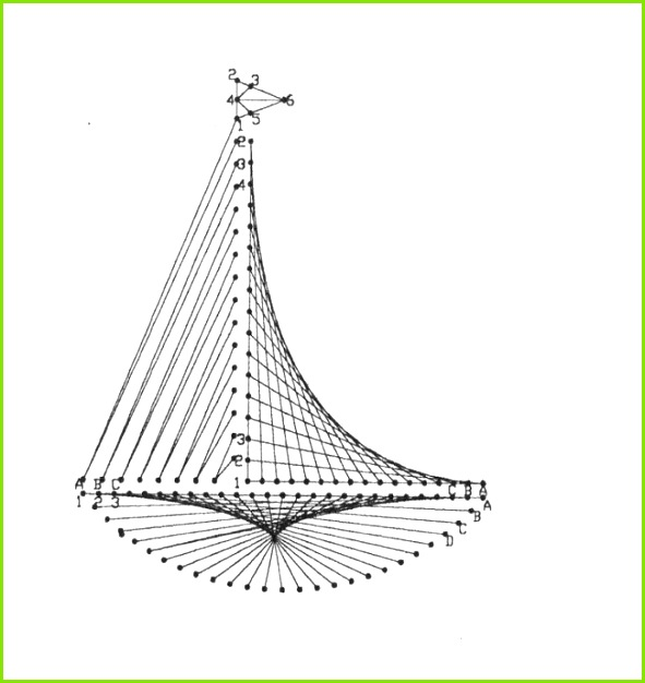fadenbilder nägeln vorlage kinder schiff schablone
