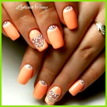 Красивые ногти Уроки дизайна ногтей