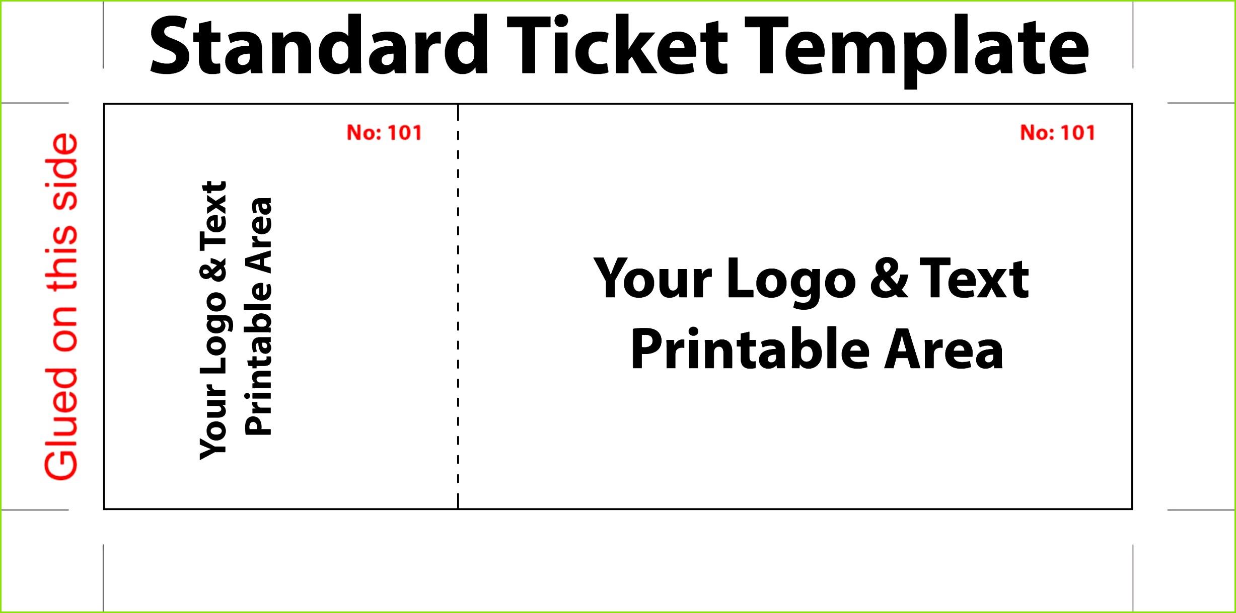 010 Fundraiser Tickets Template Free Event Ticket Download Word Einladung Flugticket Vorlage Kostenlos Clipart Luxury