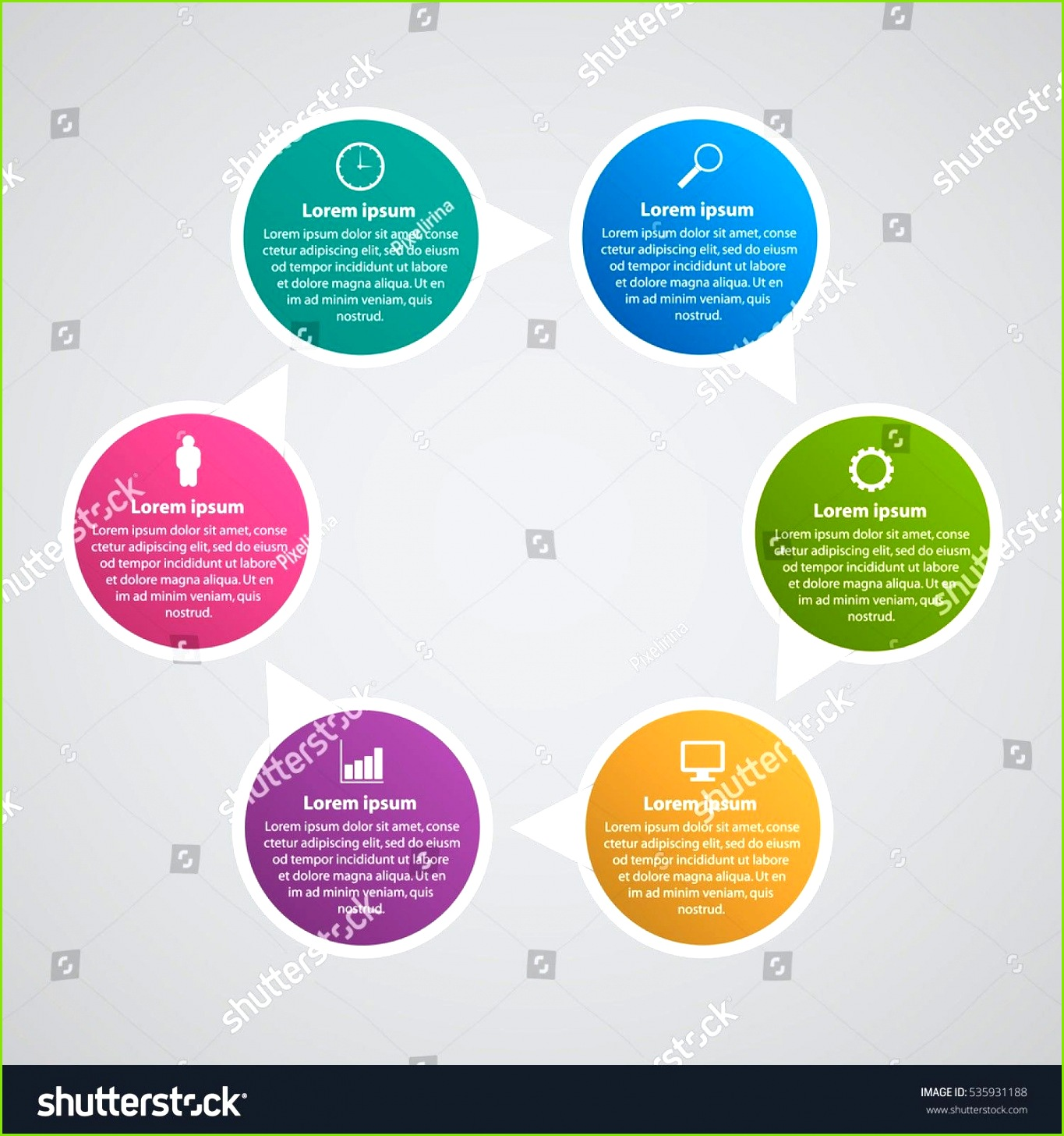 Arrows Powerpoint Templates Free