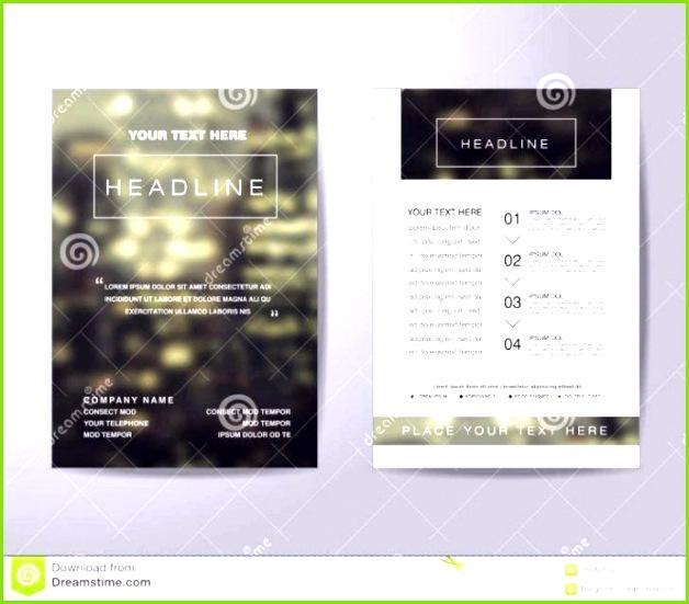 Indesign Flyer Erstellen Einzigartig Free Flyer Templates Indesign Fresh Simple Tri Fold Brochure