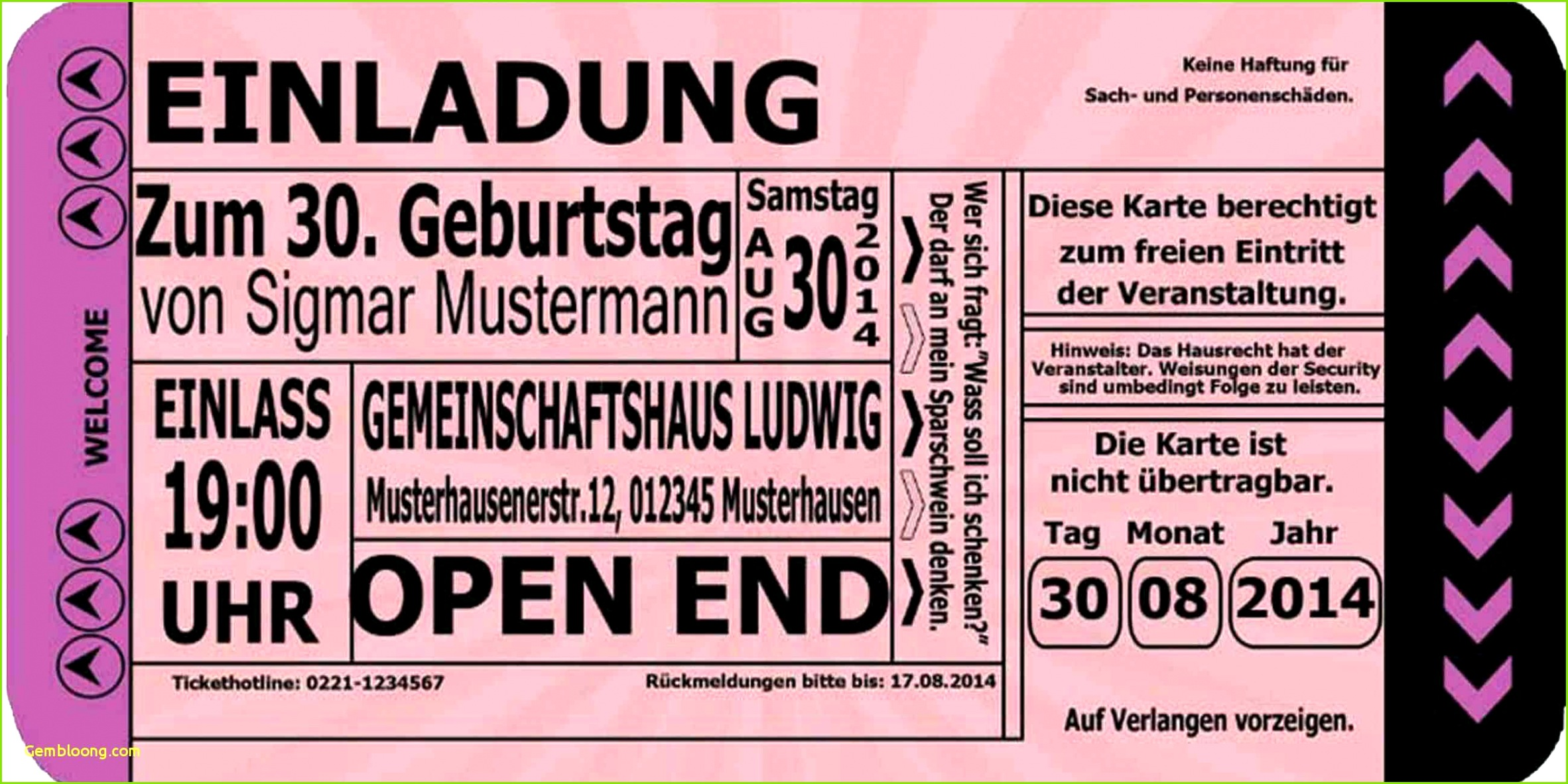 Einladung Zum 80 Geburtstag Vorlage Einladungskarten Vorlagen Geburtstag Vorlagen Einladungen 0d Konzept