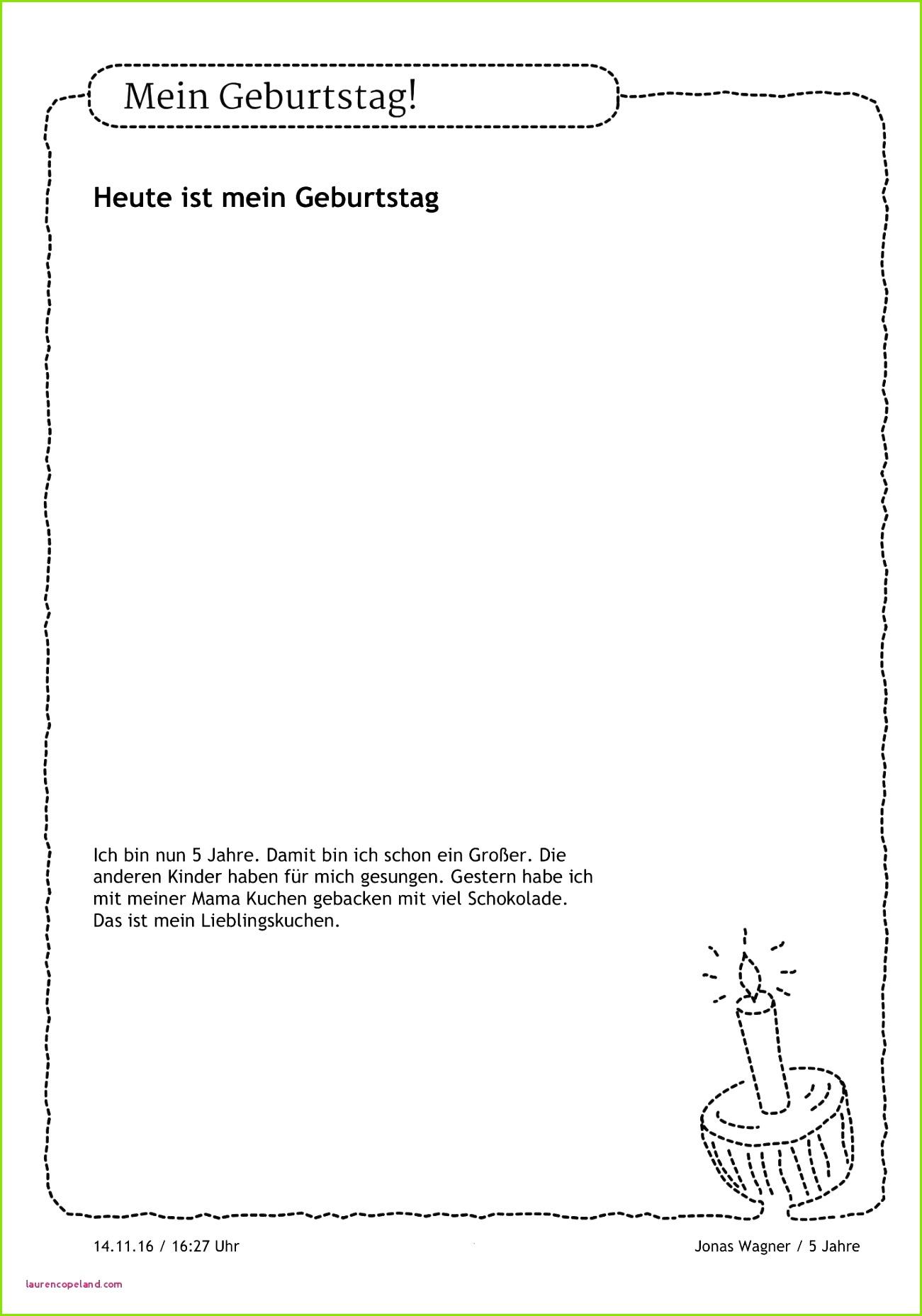 Geburtstagskarte Basteln Vorlage Karte Schreiben Zum Geburtstag Frisch Geburtstag Kindergarten 0d