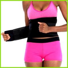 2019 gewicht gürtel Taille Abnehmen Körperformung Gürtel Fitness Gürtel Gewichtsverlust Taille Trainer Korsett Abnehmen Trainer Gürtel