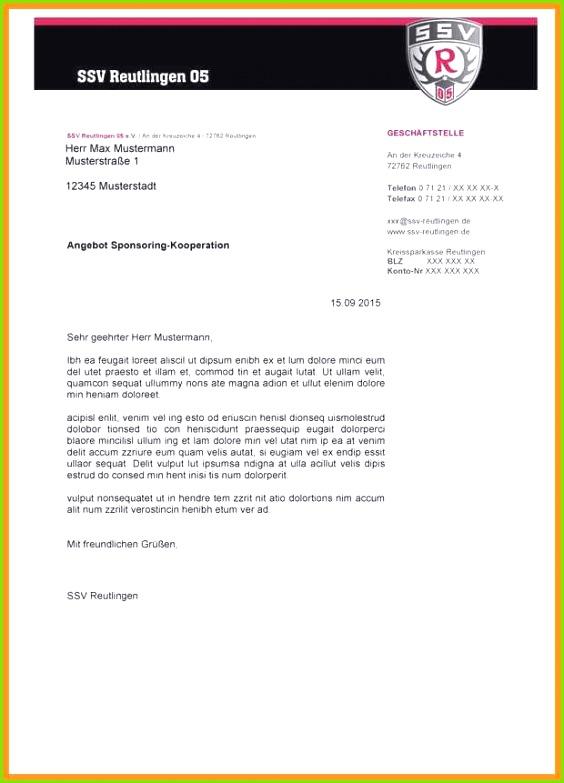 Kündigung Konto Vorlage Neues E Mail Vorlagen Geschäftlich