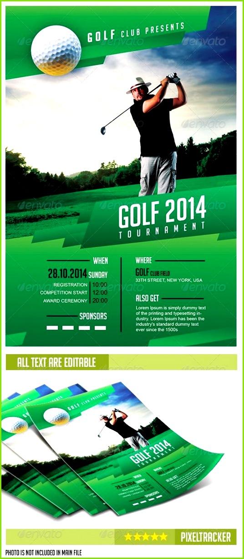 Informational Flyer Template from golf flyer Golf Cup Flyer Template ¦µ·¦Å¥ Pinterest