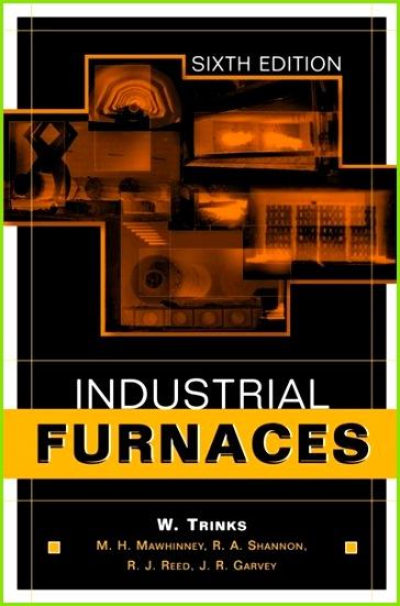 Industrial Furnaces livre de W Trinks Couverture rigide