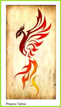 Henna Vorlagen Henna Tattoo Vorlagen Tattoo Männer Teufel Tattoo Feuervogel Phoenix