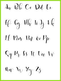 Bildergebnis für lettering D Calligraphy Calligraphy Letters Alphabet Calligraphy I Love You How