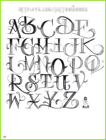Big Sleeps Letters To Live By Vol 2 Calligraphy Templates Calligraphy Alphabet Handwritten