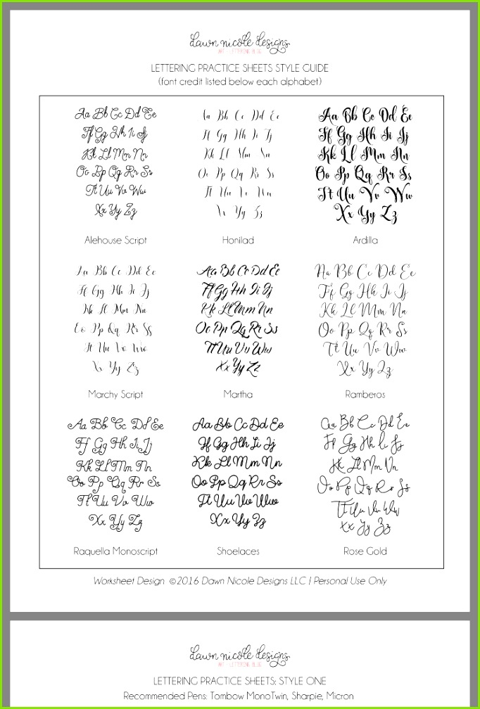 Brush Lettering Hand Lettering Cat Boarding Alphabet Quilling Doodles Content