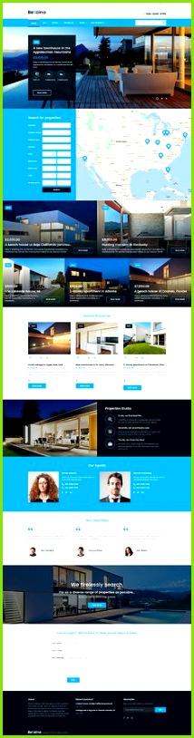 Template Ensegna Themes Webdesign ProjekteHomepage VorlagenWebseite WebenImmobilien