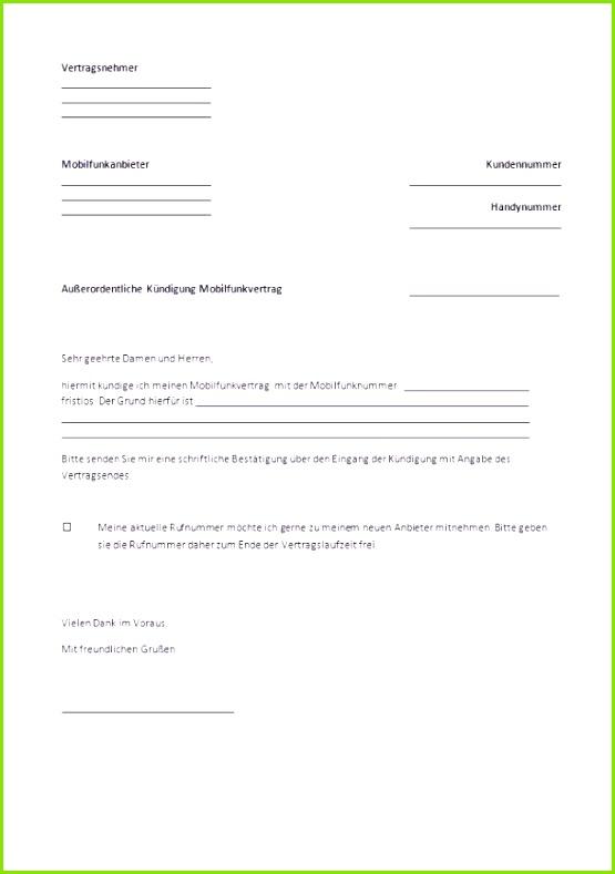 Großzügig Einzahlungsbeleg Vorlage Frei Bilder Beispiel Inspirierende 34 Vordruck Kündigung Handyvertrag