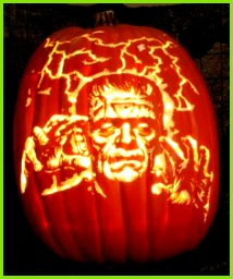 Courtesy M Taylor via Flickr pumpkin pumpkins halloween Kürbisse Schnitzen Vorlagen