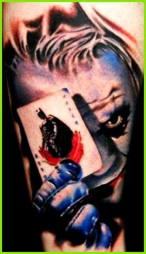 Joker Tattoos 39 ic Tattoo 3 Tattoo Piercing Tattoo Piercings Dope Tattoos