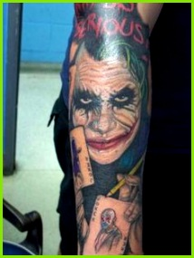 Joker Tattoo Design Ideas Meanings and s