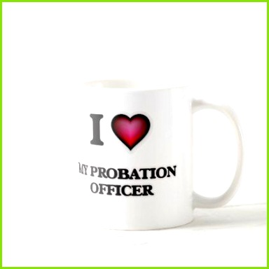 Kaffeetassen · template I Love My Probation ficer Coffee Mug