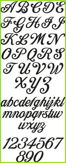 Cool Font Alphabets · Schriftart AlphabetHandschriftenKalligraphie Alphabet BuchstabenEntwurfsmusterTypografieVorlagen