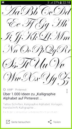 Kalligraphie Schriftzug Schreiben Schrift Füller