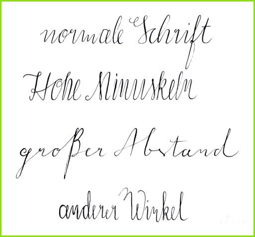 Handlettering Teil Moderne Kalligraphie Buchstaben & Wörter – Ilvie Katten – Kuchen Katzen und Schönes aus