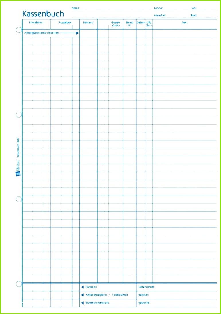 Datev Kassenbuch Vorlage Luxus Avery Zweckform Kassenbuch A4 Wei mit Recent Vorlage Avery Zweckform