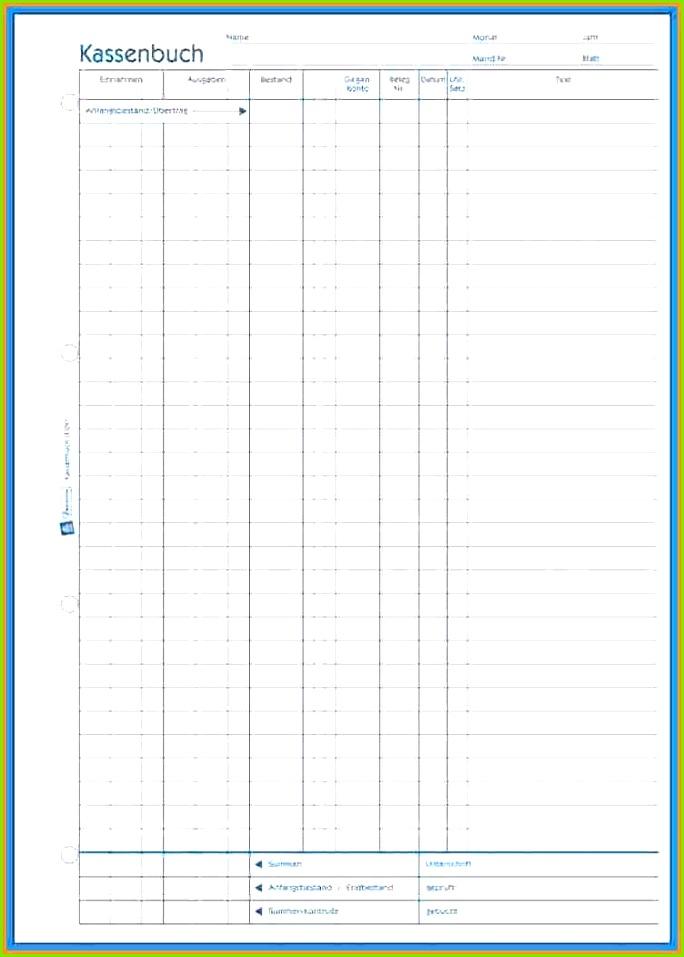 kassenbuch muster vorlage kassenbuch f3cd09eaa1b5a84f77a77b2ae5e742a6