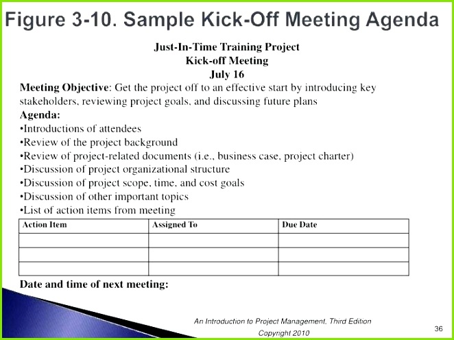 Project Kickoff Meeting Template Awesome 3 Lecture Slides SaveEnlarge