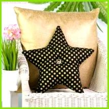 Star Pillow Kissen