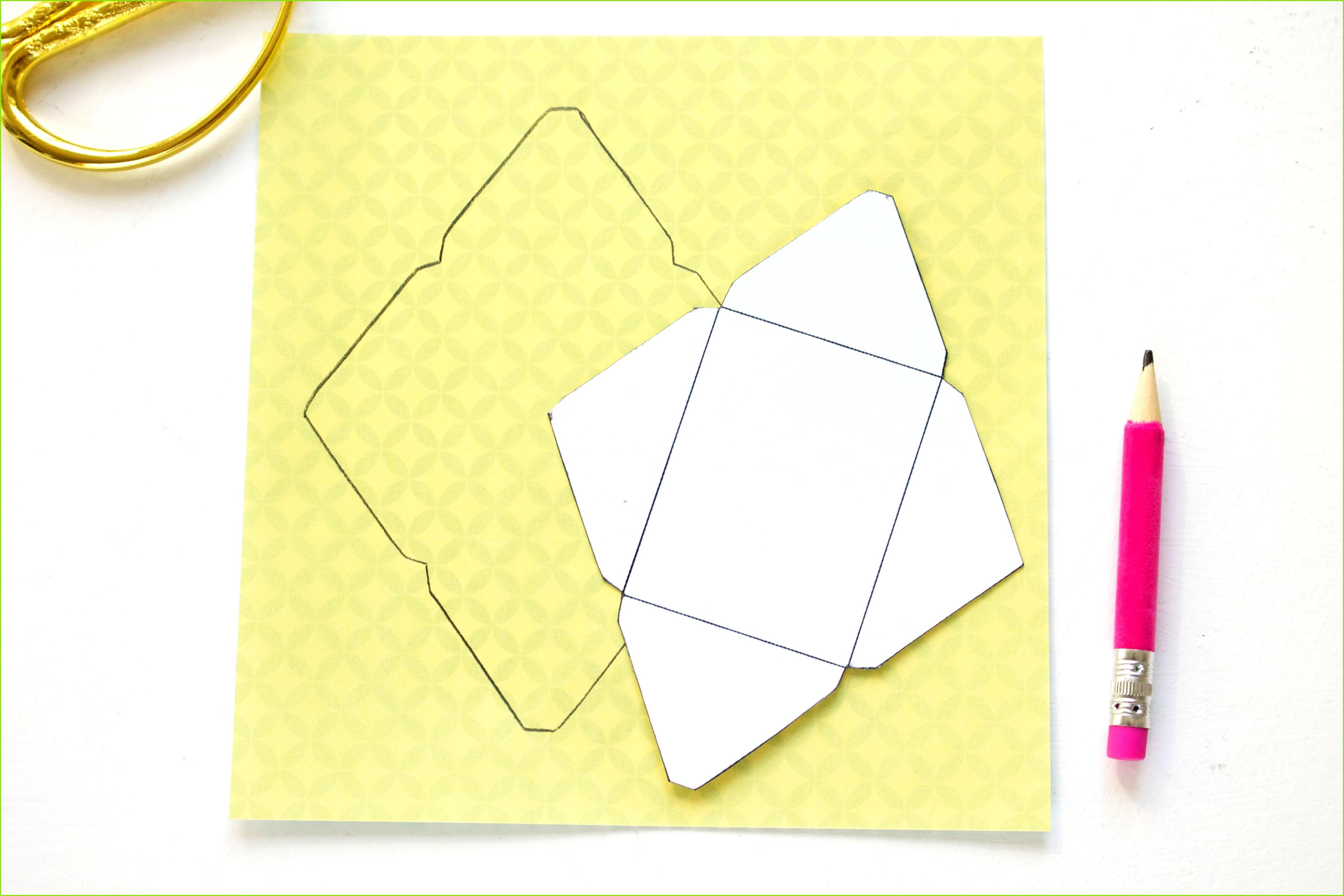 mini envelopes diy 0