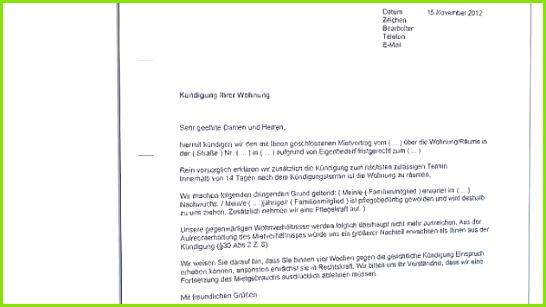 Tolle Kündigung Der Leasing Vorlage Galerie Beispiel Anschreiben Einzigartiges 35 Kündigung Untermietvertrag Vorlage – Wie Muss