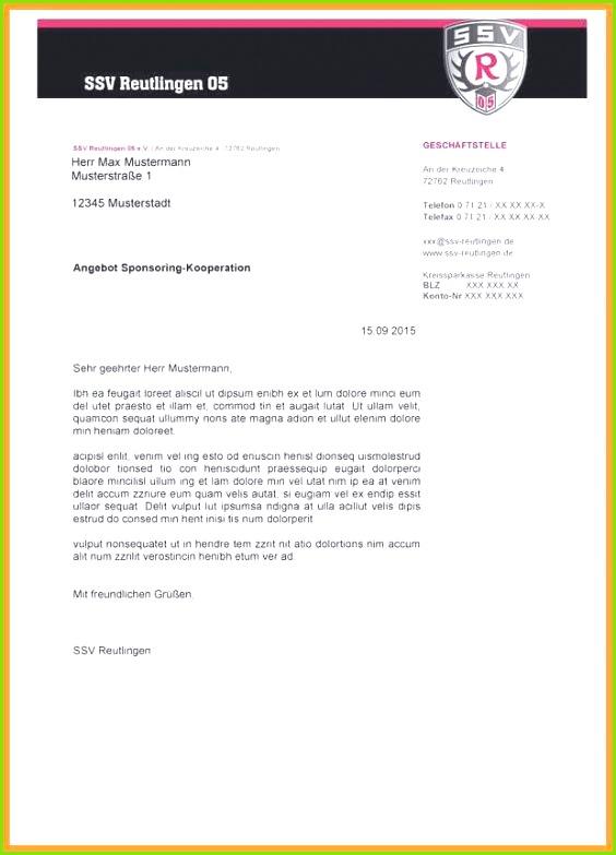 29 Neu Kündigung Sportverein Vorlage Kostenlos Modelle