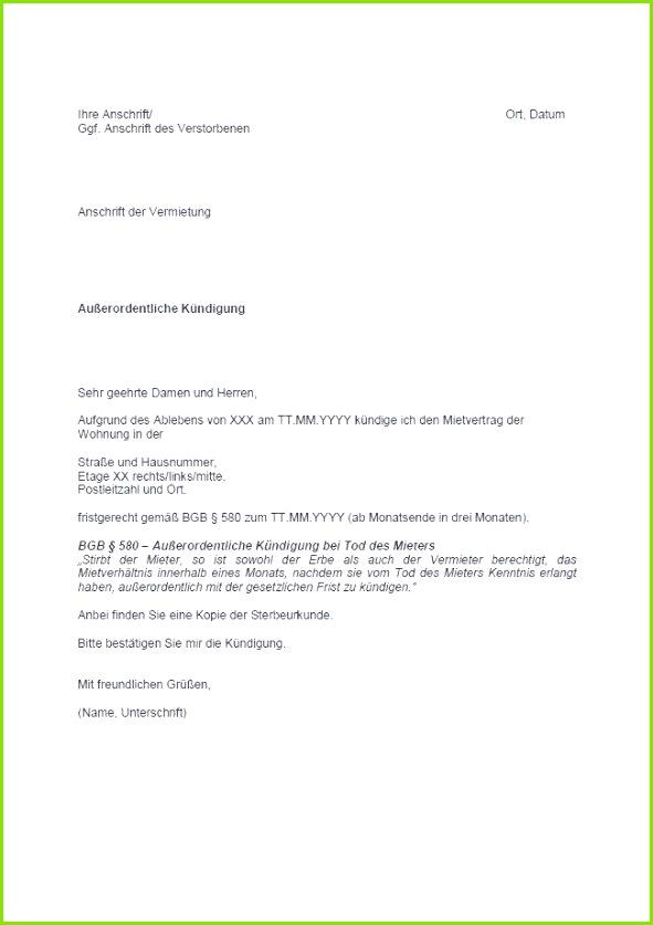 Musterschreiben Kündigung Wohnung Schön Wohnung Kündigung Vorlage Genial Musterschreiben Kündigung Wohnung
