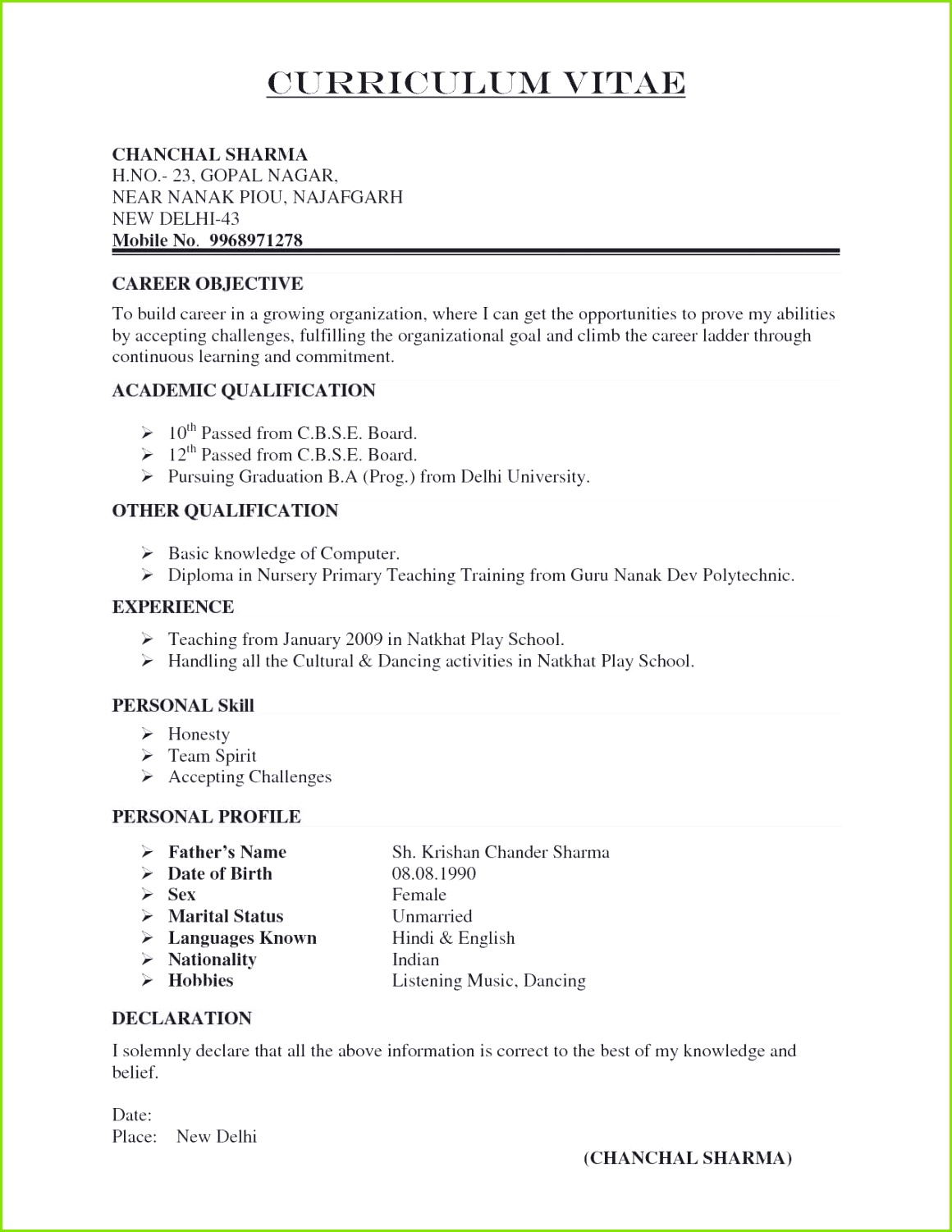 Sample Professional Resume Best Most Updated Resume format Fresh I Pinimg 1200x Da 0d Sample Professional Word 2010 Vorlagen – Vorlage Kündigung Verein