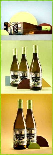 La Sonrisa de Tares White Wine