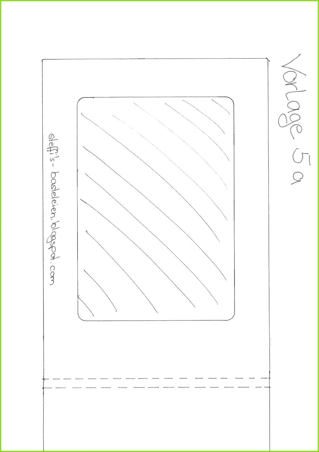 Lamellenkarte Vorlage 22 Großen Aufnahmen