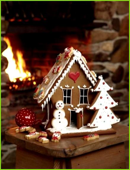 Lebkuchenhaus selber machenMit unserer Vorlage entwerfen Sie zu Weihnachten Ihr eigenes Lebkuchenhaus gelingt garantiert Lebkuchenhaus PDF