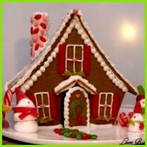 Lebkuchenhaus Vorlage Hexenhaus Torten Vorlagen Knusperhäuschen Muster Lebkuchen Dorf Weihnachtslebkuchenhaus