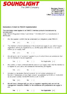 Die EU Richtlinie 2006 121 EG nt der Zulassung und Beschränkung chemischer Stoffe SOUNDLIGHT verarbeitet keine ser chemischen Stoffe und hat alle