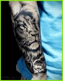 Latest Lion Tattoo Designs for Boys & Girls Trending 2018