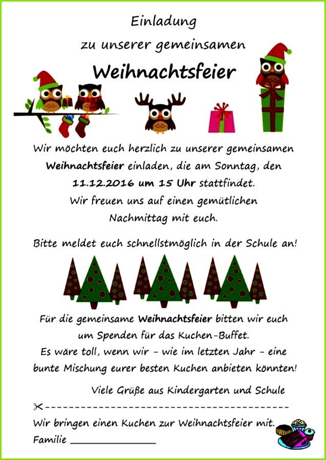 Text Einladung Weihnachtsfeier Firma 2019