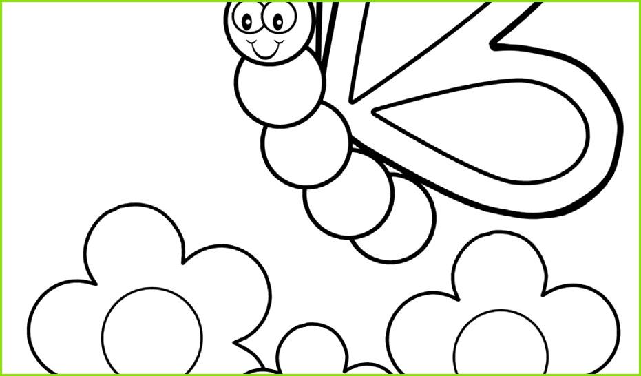 Marienkäfer Vorlage Zum Ausdrucken top 50 Free Printable butterfly Coloring Pages Line Färbung
