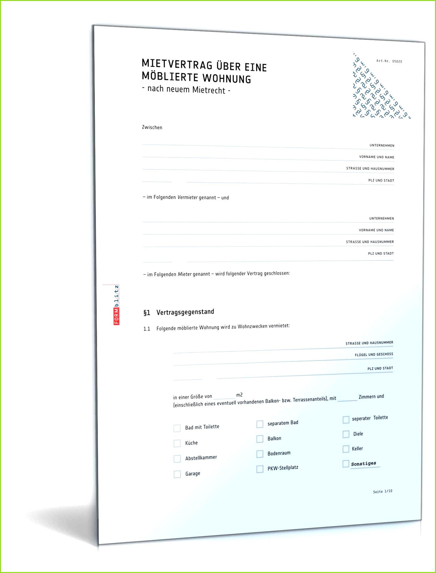 mietvertrag unbefristet moebliert 02