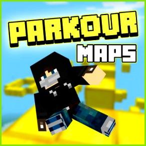 Parkour Maps for Minecraft PE Minecraft Parkour